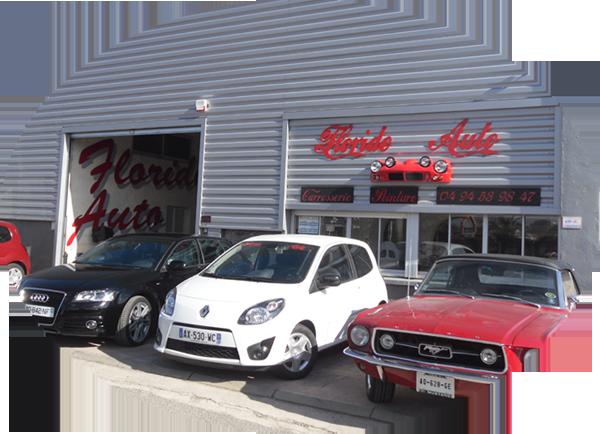 Accueil carrosserie peinture floride auto floride auto for Garage auto frejus